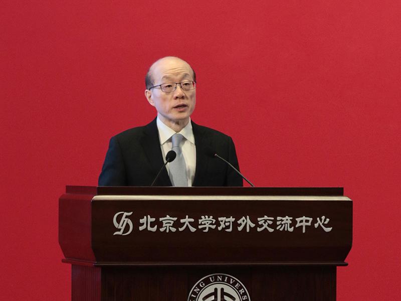 刘结一:坚定文化自信,共促中华文化创新发展