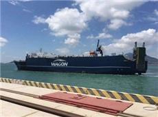 7.平潭开通至台湾万吨级快货运输滚装船