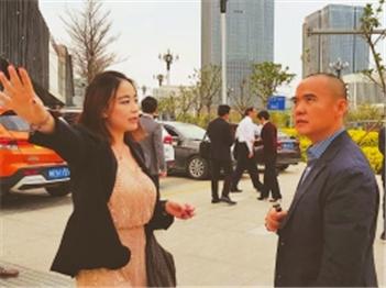 """把平潭海外仓""""带到""""台湾——台青方意茹的创业故事"""