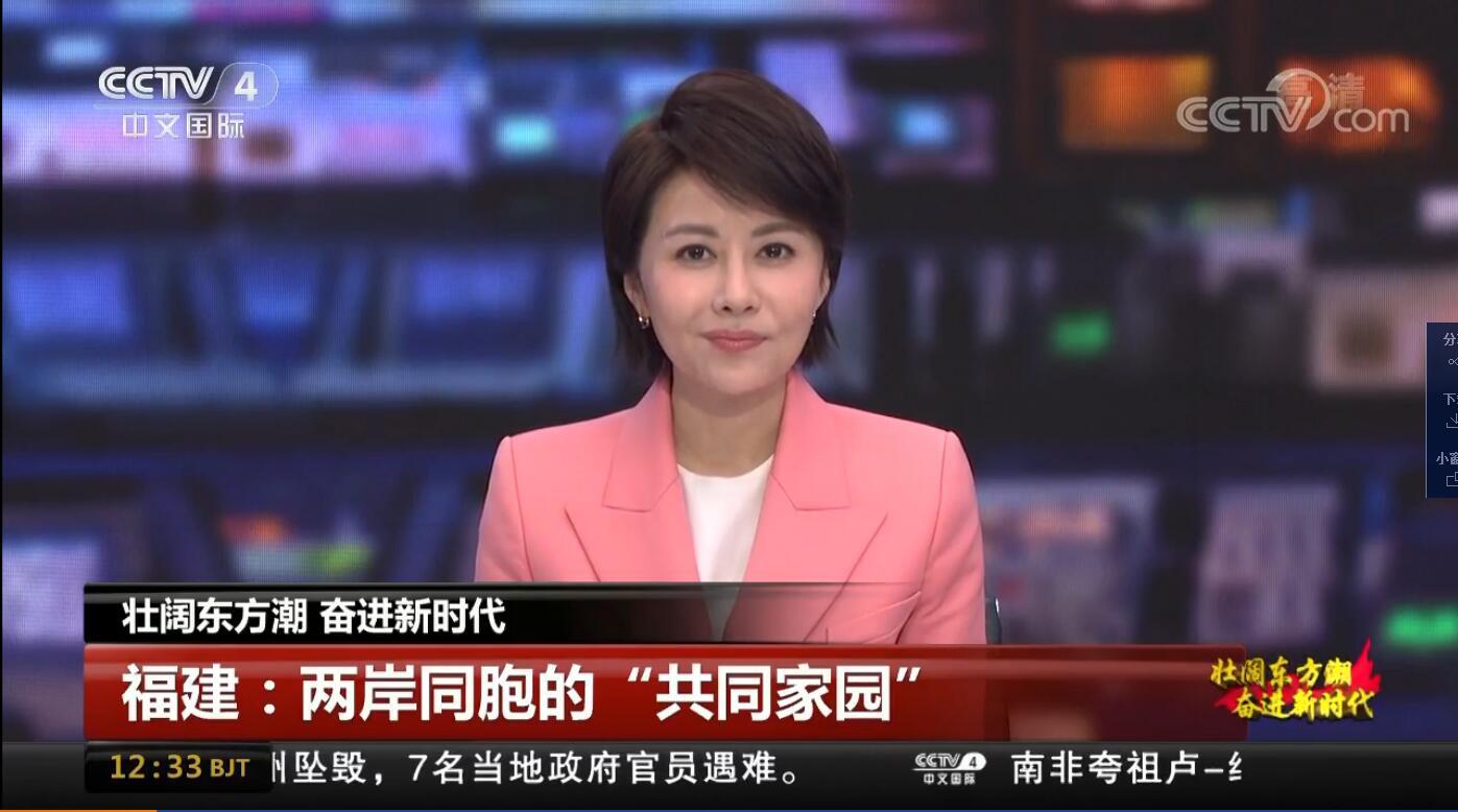 """[中国新闻]壮阔东方潮 奋进新时代 福建:两岸同胞的""""共同家园"""""""